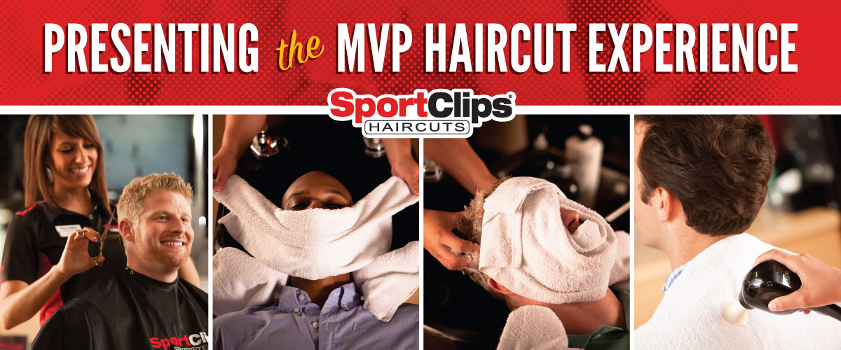 The Sport Clips Haircuts of Sonterra Park MVP Haircut Experience